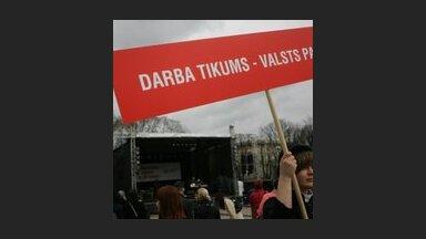 Почему в Латвии 1 мая — это тройной праздник