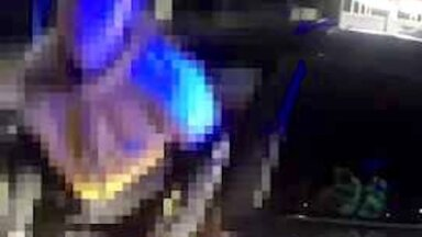 Video: Vecmīlgrāvī aizturēts BMW autovadītājs narkotiku reibumā