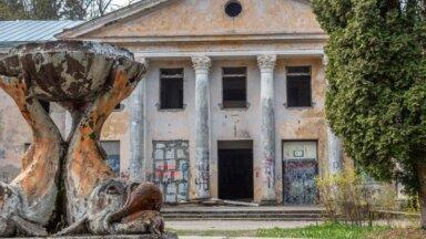 ФОТО. Заброшенный санаторий в Балдоне, который когда-то был крупнейшим в Российской империи