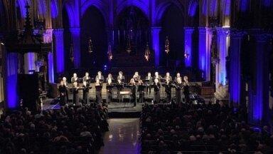 Ar Covid-19 saslimuši 10 Latvijas Radio kora dziedātāji; atcelti divi koncerti