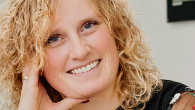 Labākā e-skolotāja Eiropā Dace Bergmane: bez tehnoloģijām pat kafiju neuzvārīsi