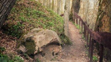 Fantastiskā Adamovas dabas taka, kas piedāvā brīnišķīgus skatus