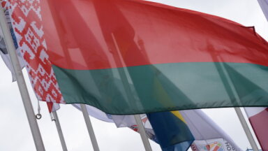 Baltkrievija nosoda jaunās Rietumu sankcijas