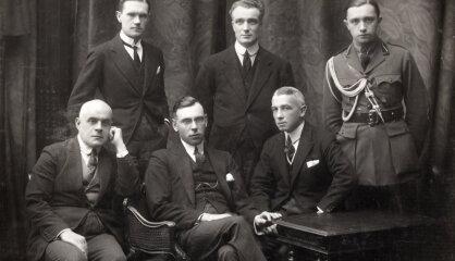 """1921 год: Признание Латвии и спор о """"Леттонии"""""""