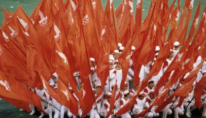 """1980 год: Олимпийские победы, Рейган в США и """"Солидарность"""" в Польше"""