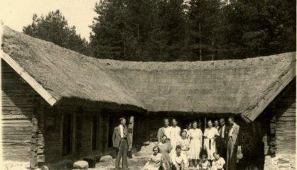 1932 год: Волна безработицы во всем мире, в Риге открывают Музей под открытым небом
