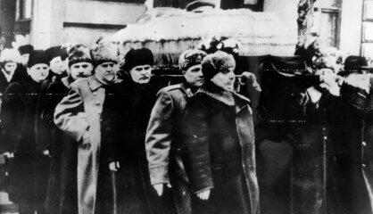 1953 год: Смерть Сталина
