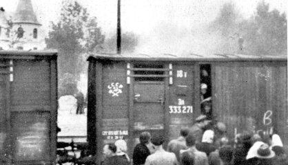 1941. gads: Baigais gads