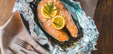 Какие специи можно добавлять к рыбе