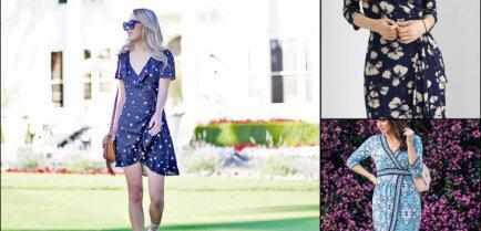ФОТО. Семь советов для тех, кто хочет носить платье-халат все лето напролет и выглядеть стильно