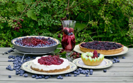Вкуснейшие домашние пироги с замороженными ягодами: 5 рецептов на все случаи жизни