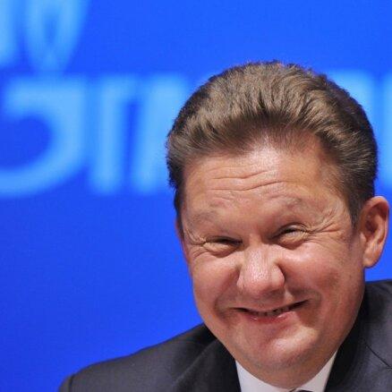 """""""Газпром"""" заявил о готовности продолжить транзит газа через Украину"""