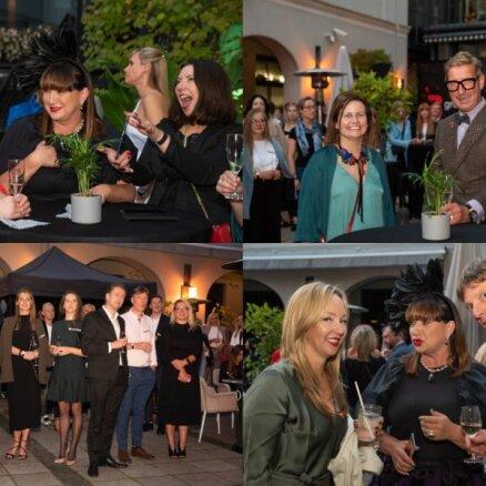 Foto: Ar jaunām ētera sejām un vērienīgu ballīti sezonu sāk 'TV3 Group'