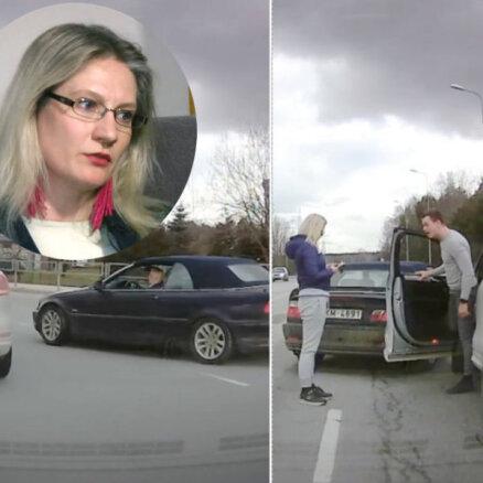 'Zebra': Psihoterapeite komentē plašo rezonansi izraisījušo autovadītāju incidentu Rīgā