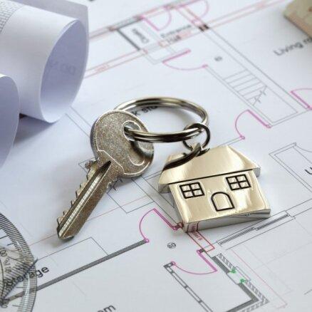 Pandēmijas laikā pieaudzis izsniegto kredītu skaits mājokļu iegādei