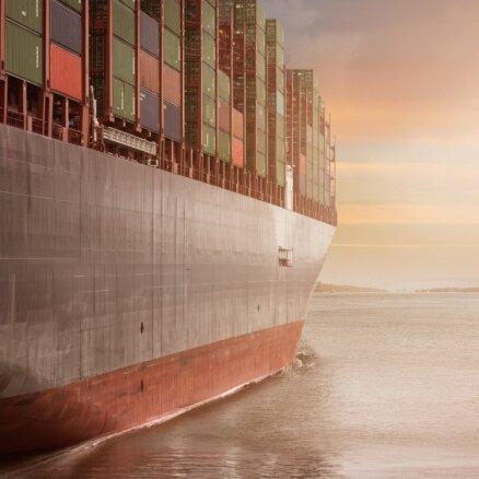 Ziņojums: ES ir krasi jāsamazina jūras transporta siltumnīcefektu izraisošo gāzu emisija