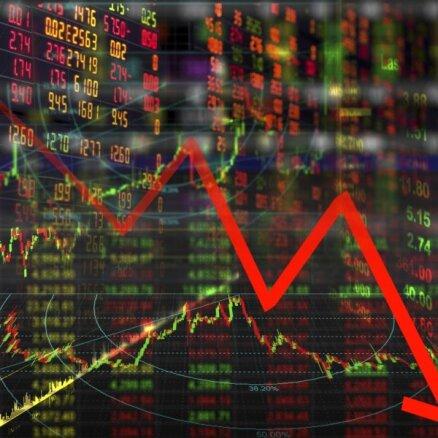 Septembris Baltijas biržās: cenu kritums un 'Olainfarm' sāgas turpinājums