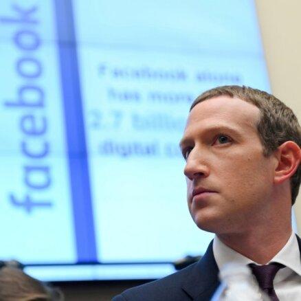 Сбой в работе Facebook мог обойтись компании в 100 млн долларов
