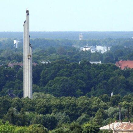 Советник президента Левитса: пояснения у памятника Освободителям можно оформить как филиал Музея оккупации