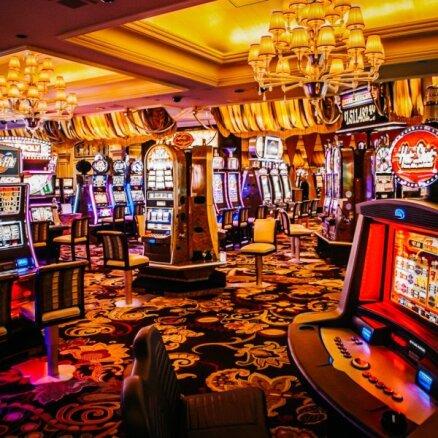 Ķekavas novada dome aizliedz azartspēļu organizēšanu visā pašvaldības teritorijā