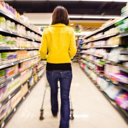 Pārtikas mazumtirgotāji neprognozē klientu skaita būtiskas izmaiņas