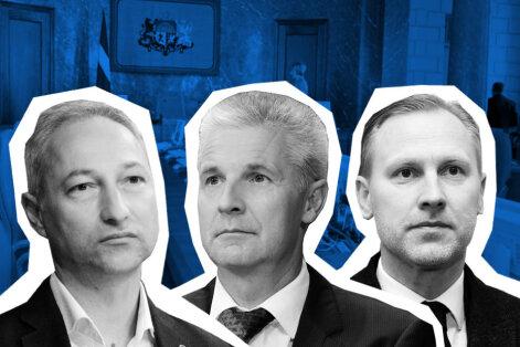 Vējoņa nosauktie politiķi izrāda gatavību vadīt valdību
