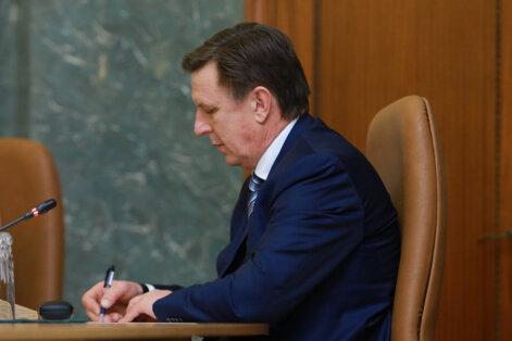 Кучинскис заявил президенту Еврокомиссии, что Латвия не дополнительно не примет беженцев