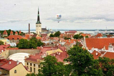 Ir iespējams pacelties virs Tallinas