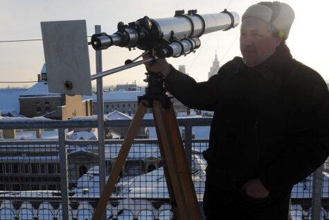Astronoms, apkopojot komentārus, izveido ceturtdienas bolīda karti