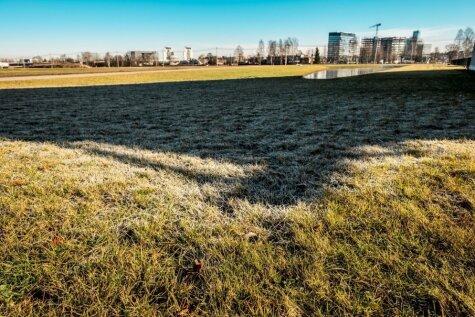 Пастбище в центре Риги, которое ждут инвестиции в размере 160 млн. евро