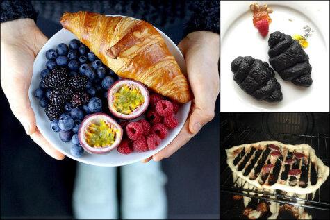 ФОТО: Шокирующая разница между едой в