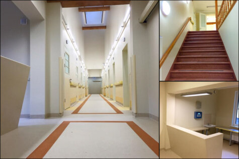 Лечить красиво. 11 фото еще одного корпуса 1-й Рижской больницы после реновации