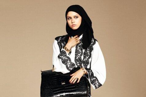 'Dolce & Gabbana' laiž klajā savu pirmo hidžābu kolekciju
