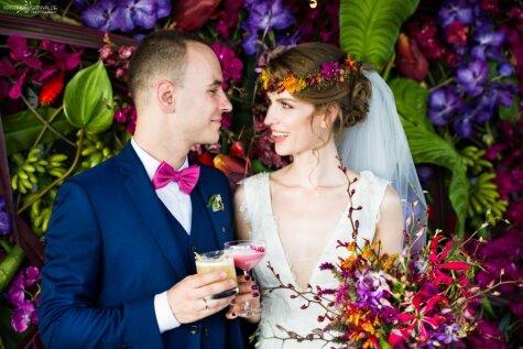 Skaistākā diena mūžā – Līgas un Arņa sapņu kāzas