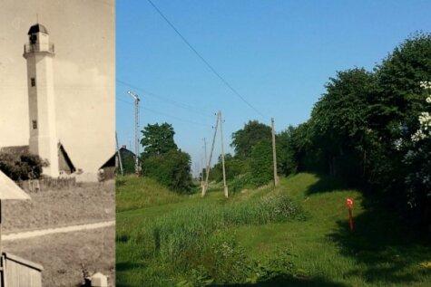 Toreiz un tagad: vēstures meklējumos gar Latvijas jūras robežu