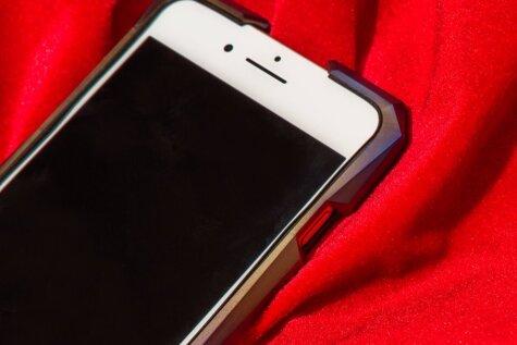 Красиво звОнить не запретишь. В Сингапуре сделали чехол для iPhone — из титана, за €1143