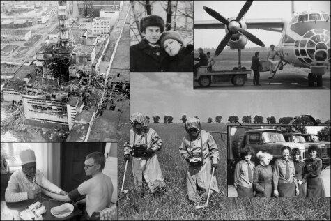32 года страшной аварии на Чернобыльской АЭС. 31 архивное ФОТО про то, как это было