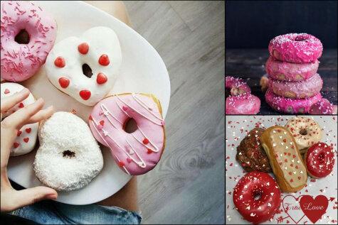 20 пончиков, свидание с которыми 14 февраля прошло бы лучше, чем с твоим парнем