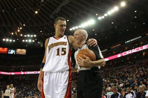 Biedriņa NBA dižie sasniegumi - piemirsti fakti bez ironijas