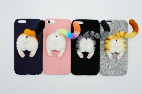 Интернет не сходит с ума по этим чехлам для смартфонов с пятыми точками зверей