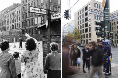 25 лет с падения Берлинской стены — 15 сильных фотографий в стиле