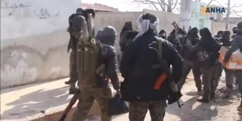 Sīrijas kurdi 'Daesh' atņem jaunas teritorijas Sīrijas ziemeļaustrumos