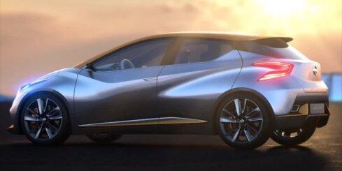 'Nissan Sway' dizaina koncepts