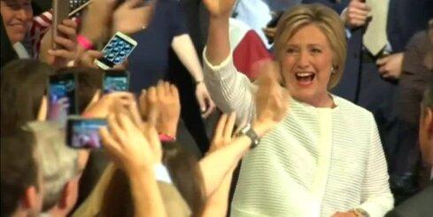 Хиллари Клинтон: моя победа – историческая веха для женщин