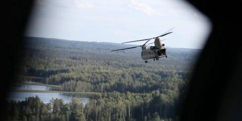 ASV aviācijas vienība 'Fēnikss', kas sargā Latvijas debesis