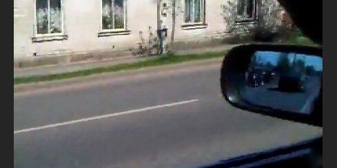 Avārija Daugavpilī