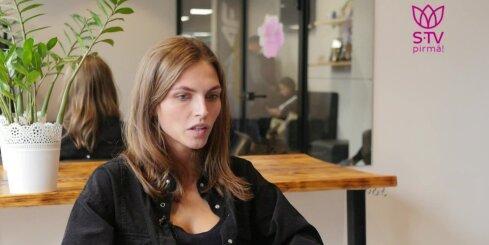 Turieties kopā un viena otru atbalstiet - Karlīnas Caunes vēlējums Latvijas sievietēm