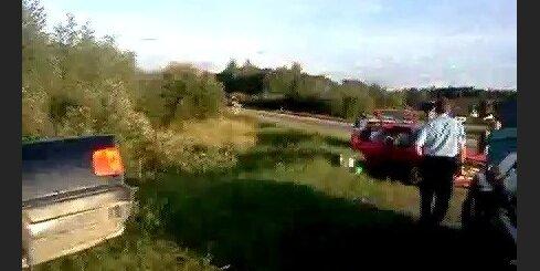 Avārija Daugavpilī - 1