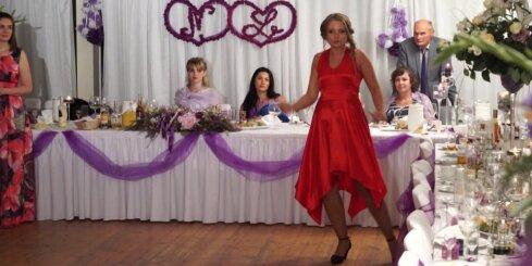 Lauras Railas kāzu deja