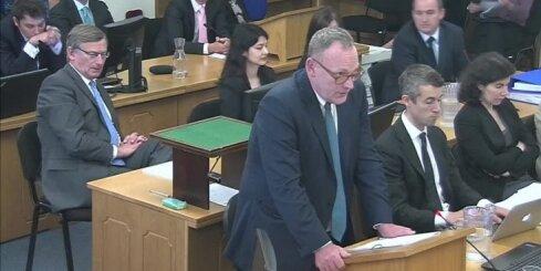 Lielbritānija noslēdz izmeklēšanu Litviņenko lietā un apsūdz Krieviju